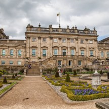 Passagem Gastronômica - Harewood Country House - Yorkshire - Inglaterra