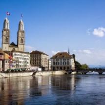 Passagem Gastronômica - Roteiro de Zurique - Suiça