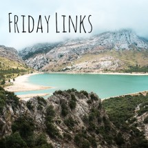 Passagem Gastronômica - Friday Links