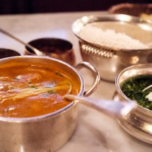 Passagem Gastronômica - Gymkhana - Restaurante Indiano - Londres