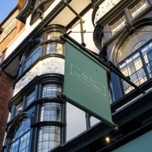 Passagem Gastronômica - Restaurante The Ivy Chelsea Garden - Londres