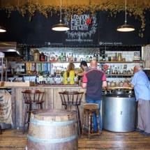 Passagem Gastronômica - Cervejarias Artesanais em Londres - London Fields Brewery