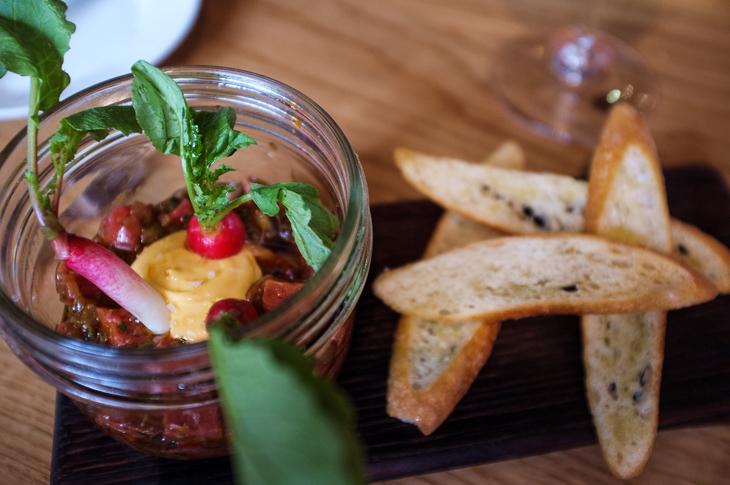 Passagem Gastronômica - Steak Tartare - Social Eating House