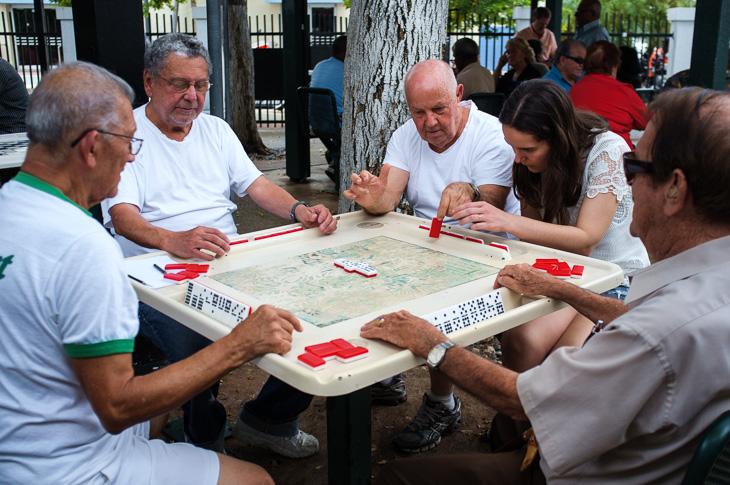 Passagem Gastronômica - Maximo Gomez Park - Little Havana - Miami