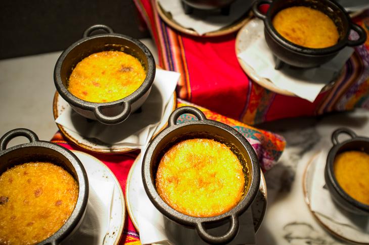 Passagem Gastronômica - Pastel de Choclo - Restaurante La Mar - Miami