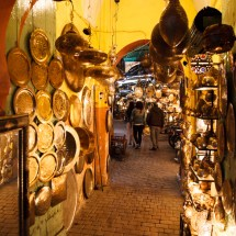 Passagem Gastronômica - Guia de Marrakech - Marrocos