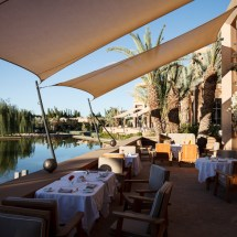 Passagem Gastronômica - Mandarin Oriental Marrakech
