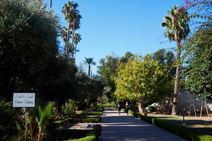 Passagem Gastronômica - Roteiro de Marrakech - New Town