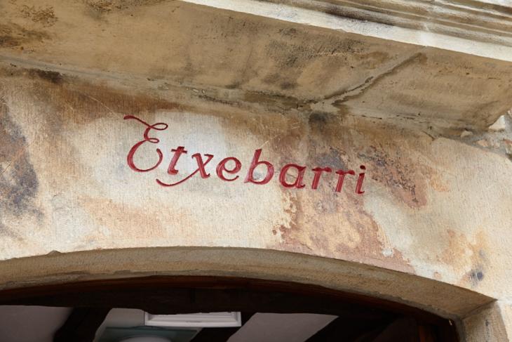 Passagem Gastronômica - Asador Etxebarri - San Sebastian