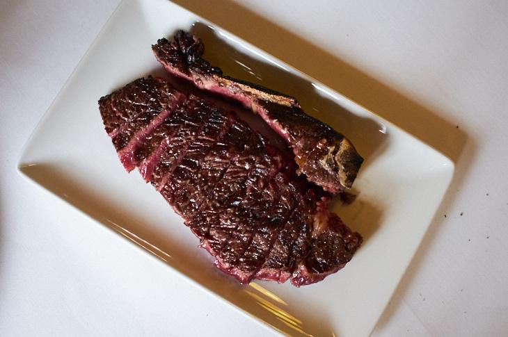 Passagem Gastronômica - Galician Beef - Asador Etxebarri - San Sebastian