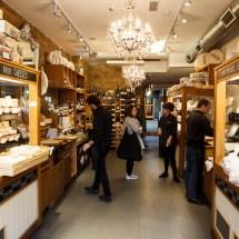 Passagem Gastronômica - Melhores Lojas de Queijo em Londres