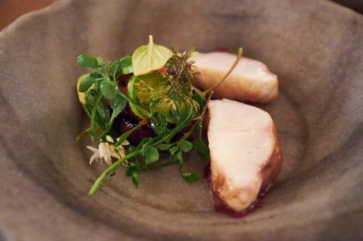 Passagem Gastronômica - Peixe com Salada - The Dairy