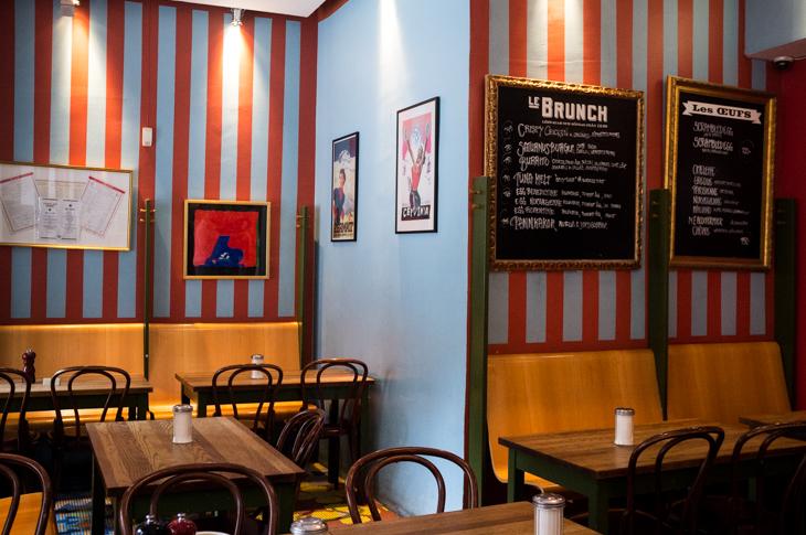 Passagem Gastronômica - Cafe Saturns - Estocolmo
