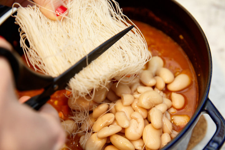 Passagem Gastronômica - Receita de Sopa de Lentilha