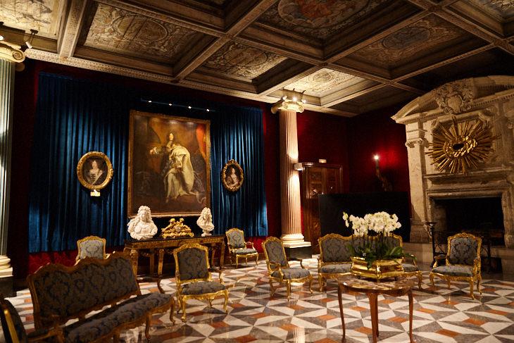 Passagem Gastronômica - Hotel Le Negresco - Nice