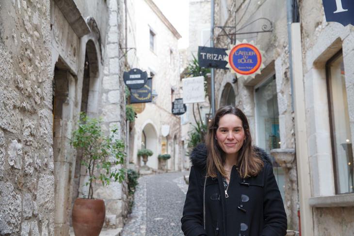 Passagem Gastronômica - Riviera Francesa - Saint Paul de Vence