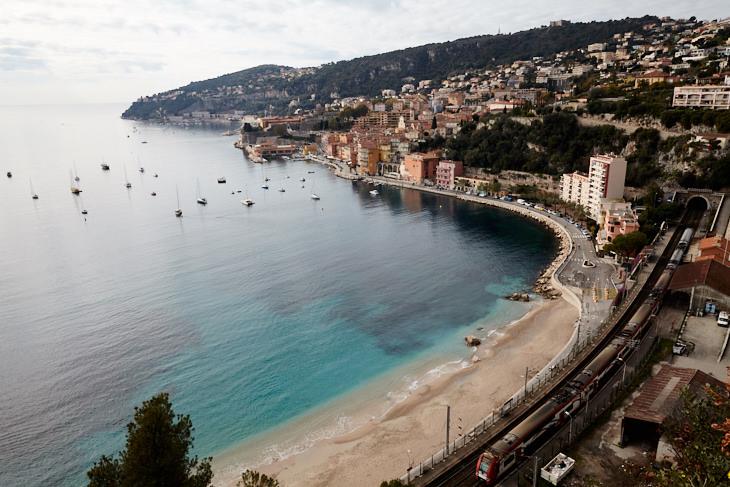 Passagem Gastronômica - Riviera Francesa