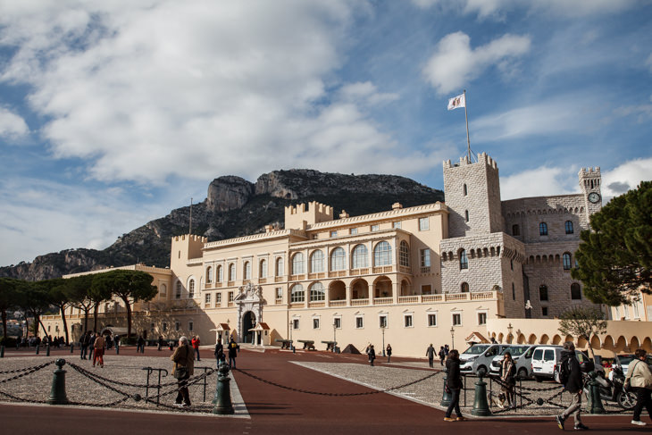 Passagem Gastronômica - Riviera Francesa - Monaco