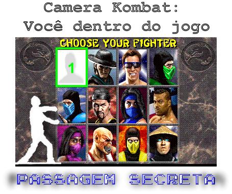 Camera Combat - Passagem Secreta