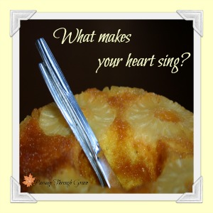 What Makes Your Heart Sing ~ Passion