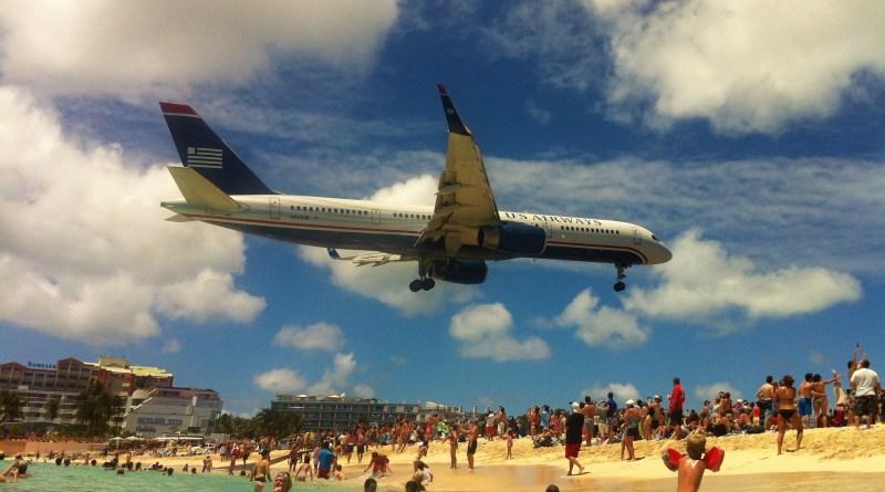 Maho Beach – Saint Martin