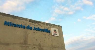 Novo mirante de Joinville no morro da Boa Vista