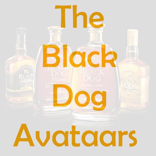 The Black Dog Avataars