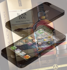 app tasting on the iphone