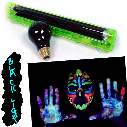 Blacklight... the UV device