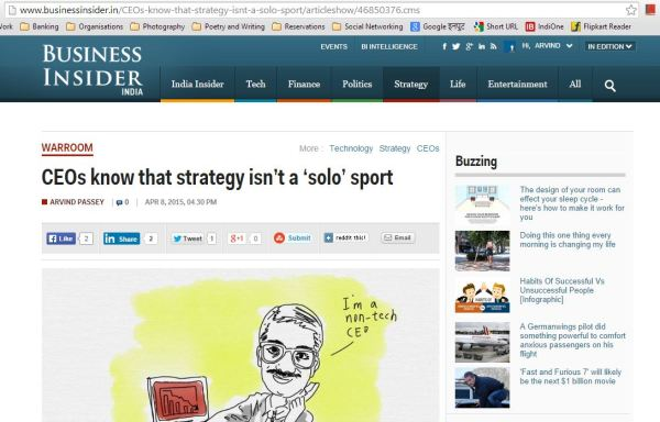 2015_04_08_BusinessInsider_CEOs know that strategy isn't a solo sport