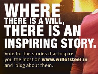 #WillOfSteel