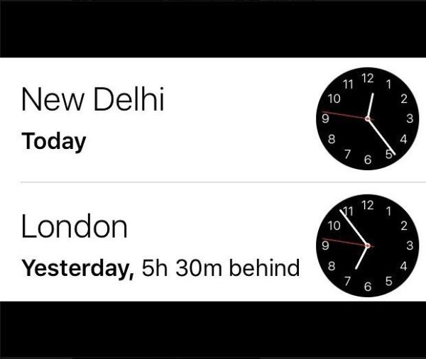 Modi's time funda... India and UK