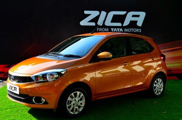 Tata Zica... a car that make you think!