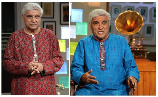 If you think I'm fibbing about Javed Akhtar, just go ahead and watch the next episode of The Golden Years: 1950-1975, A Musical Journey with Javed Akhtar this coming Sunday at 8 PM on Zee Classic!