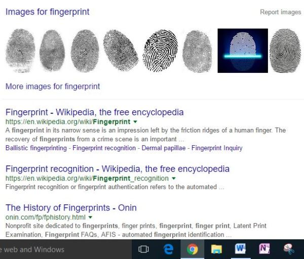 Fingerprints need sensors on smartphone to become agents of authentication