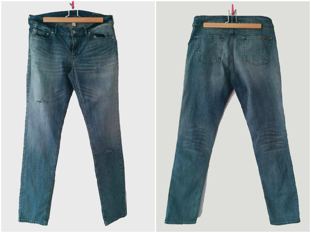DIY : Comment user son jean