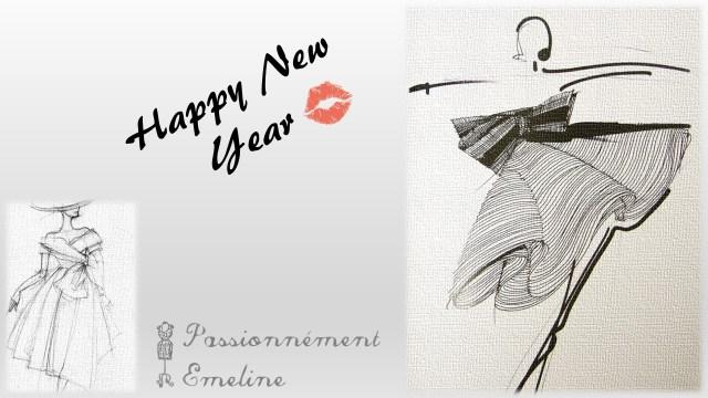 Visuel happy new year
