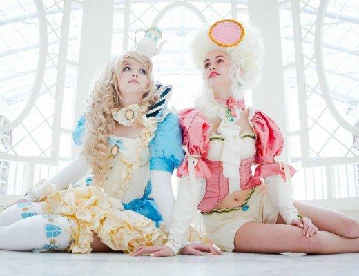 Sakizou art girls