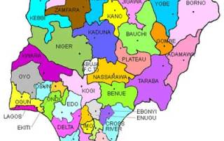 Brief History of All Nigerian States and When Each Was Created