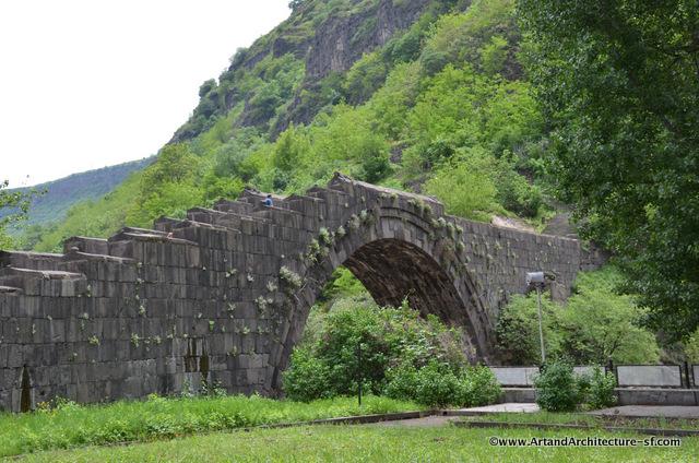 Alaverdi Bridge, Armenia