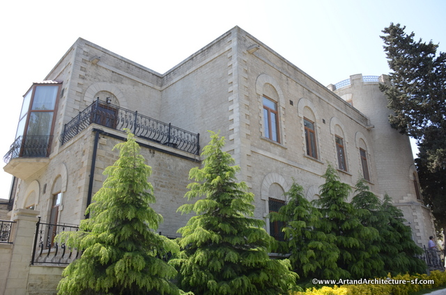 Nobel Family Home Azerbaijan