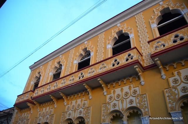 Architecture of Santiago de Cuba