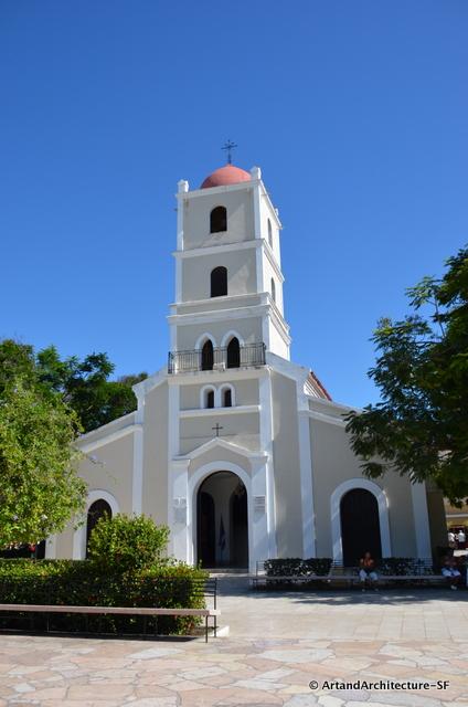Church at Guantanamo