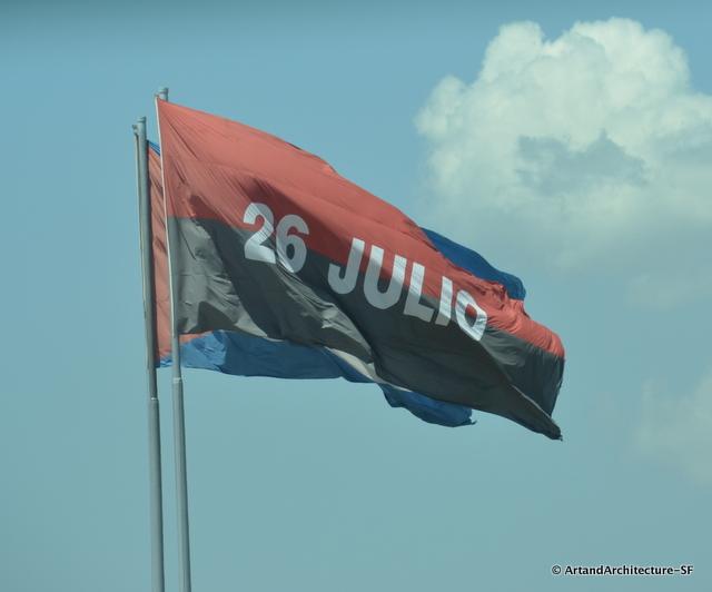 July 26 Flag