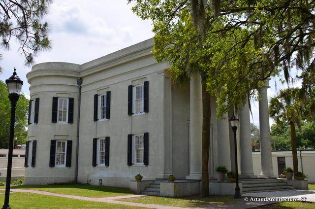 Beaufort College Building