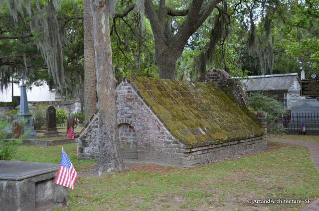 Dr. Perry's Brick Mausoleum