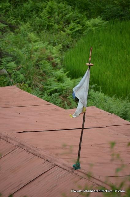 Goendhar Prayer Flag