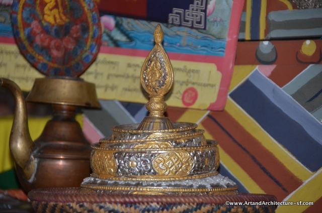 gold and silver smithing in Bhutan