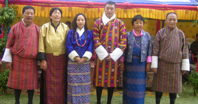 Bhutanese Traditional Clothing