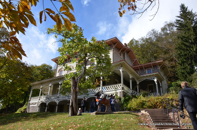 The Asa Packer House